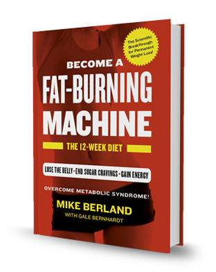Become A Fat-Burning Machine Book Cover