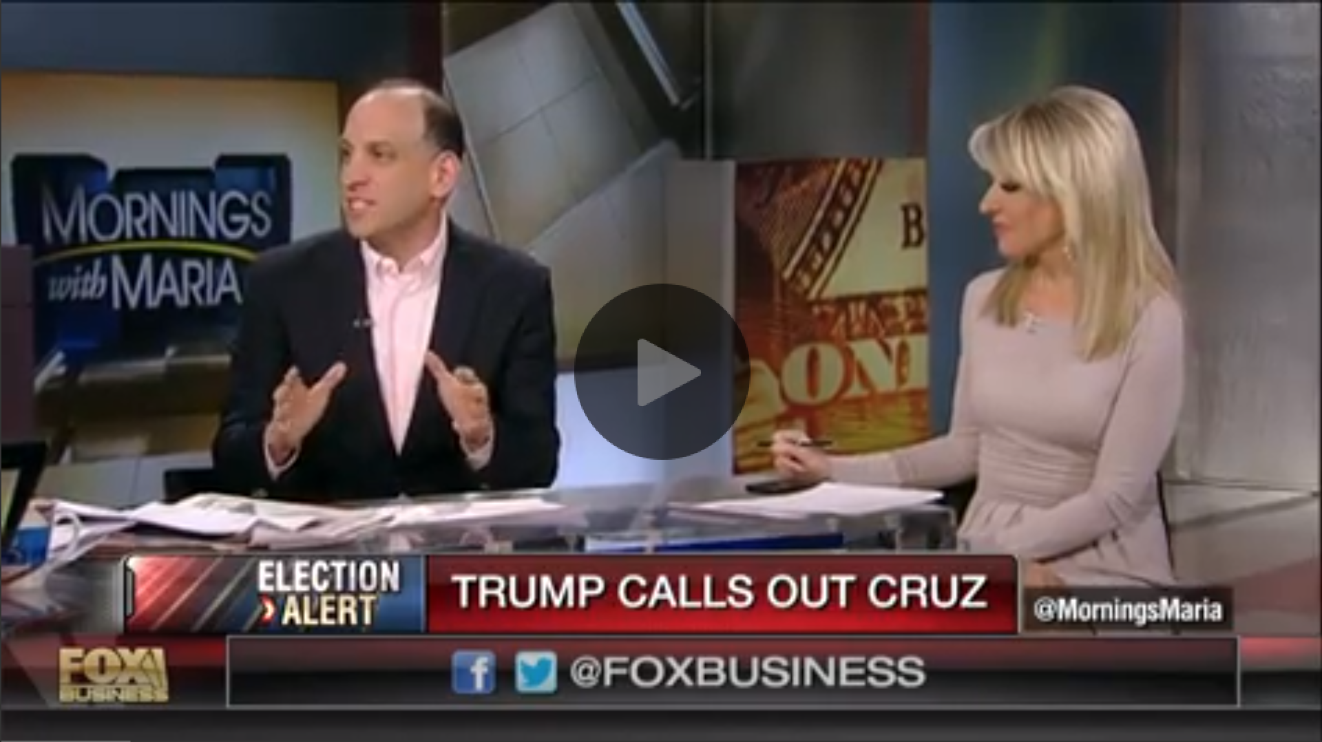 Mike Berland on Mornings with Maria talks Trump's campaign strategy